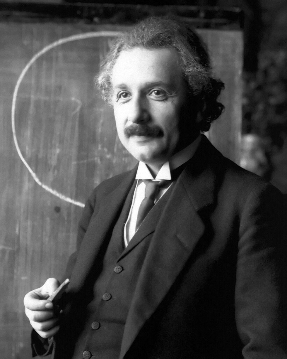 A newly unearthed letter from Albert Einstein warning about anti-Semitism is a must read.