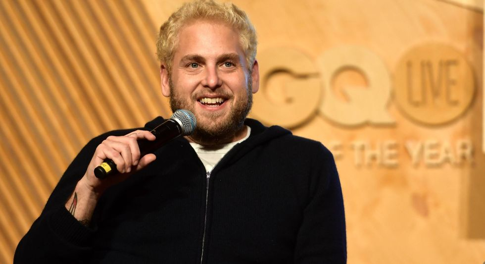 Jonah Hill shares inspirational post about the bullies who beat him up in high school. They've got to be kicking themselves right now.