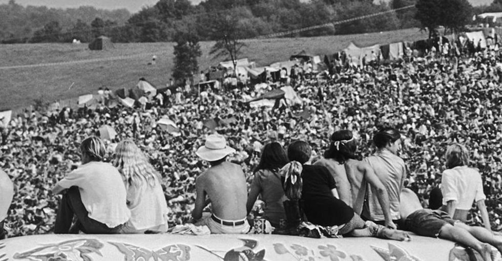 50 years later Woodstock is coming back and its mission is more relevant than ever.