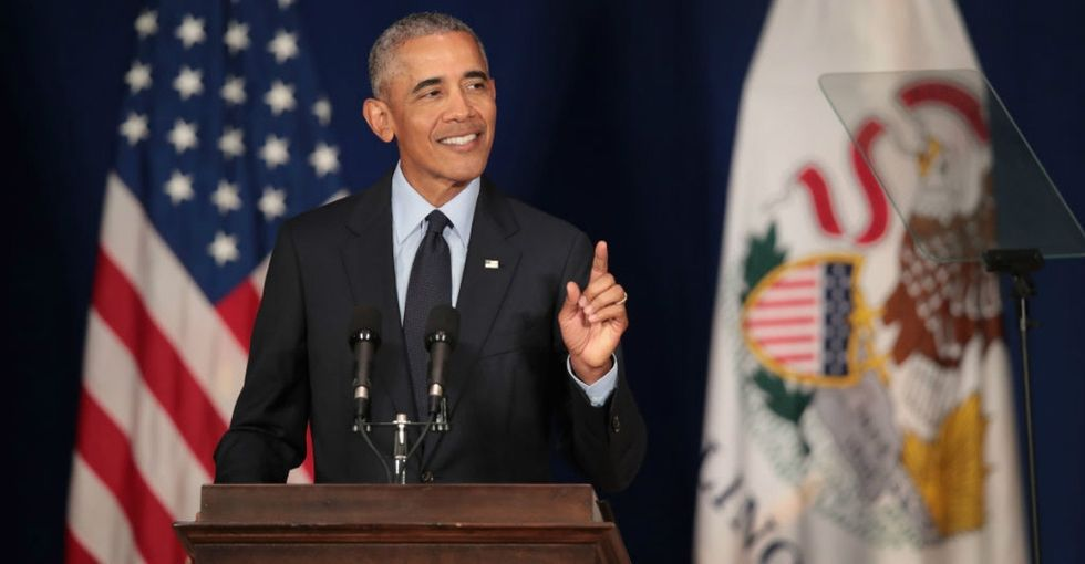 These are the 7 most inspiring lines from Obama's triumphant return to politics.