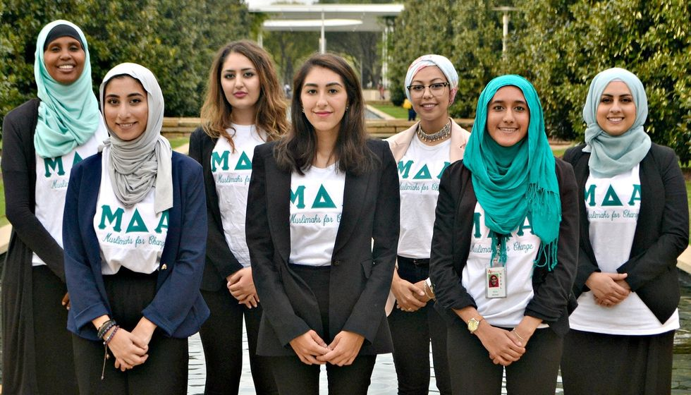 If you think Greek life is all hazing and hangovers, this Muslim sorority wants to prove you wrong.