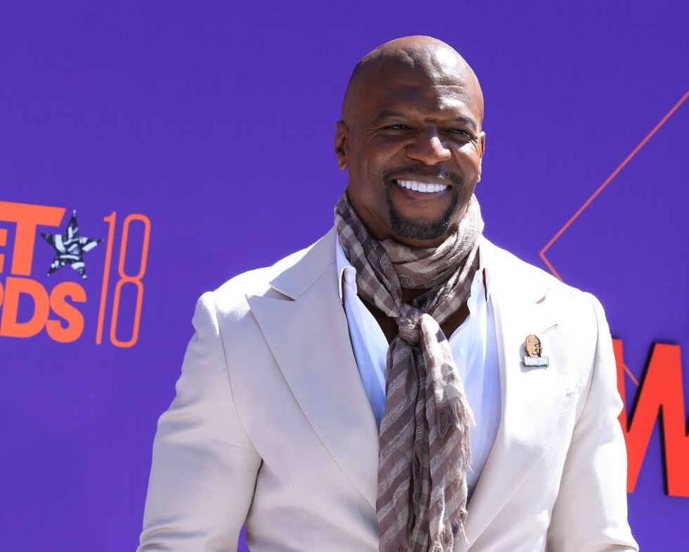Terry Crews is a sexual assault survivor. His brave testimony to Congress is a must-see.