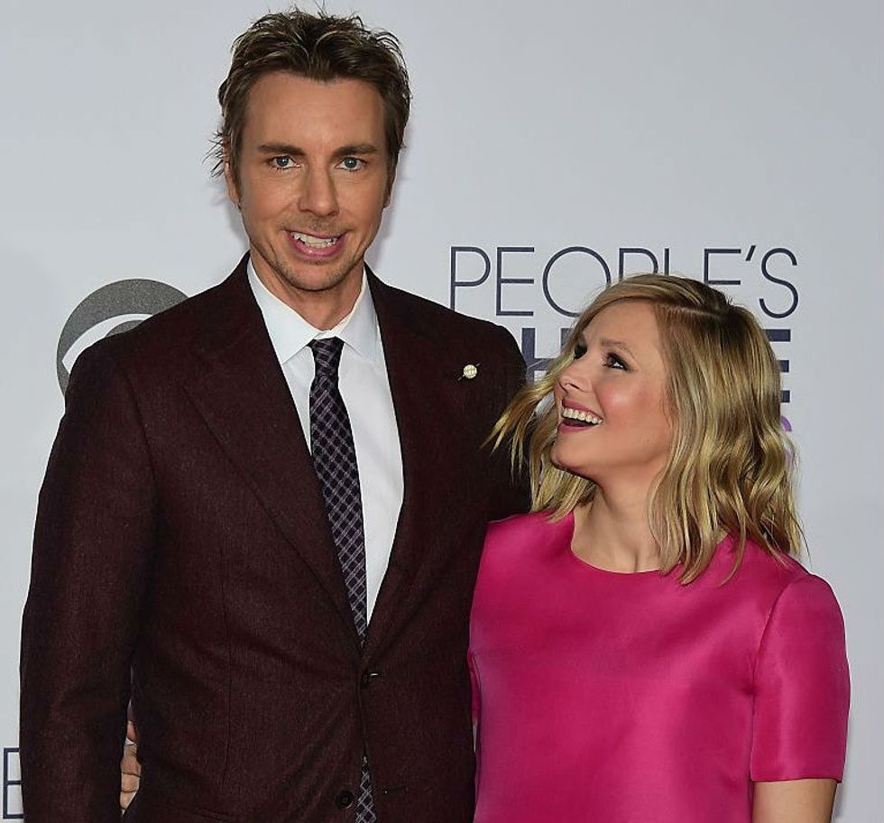 Kristen Bell and Dax Shepard just destroyed one of the biggest myths about sobriety.