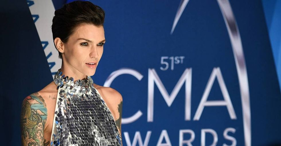 Ruby Rose made history as TV's first gay superhero and got bullied off Twitter for it.