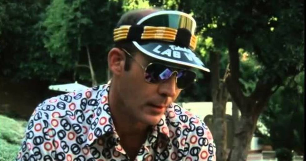 Hunter S. Thompson's advice on finding purpose in life is something everyone should read.
