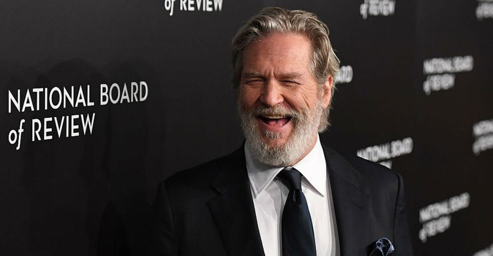 Jeff Bridges is so perfectly chill he's literally helping people sleep better.