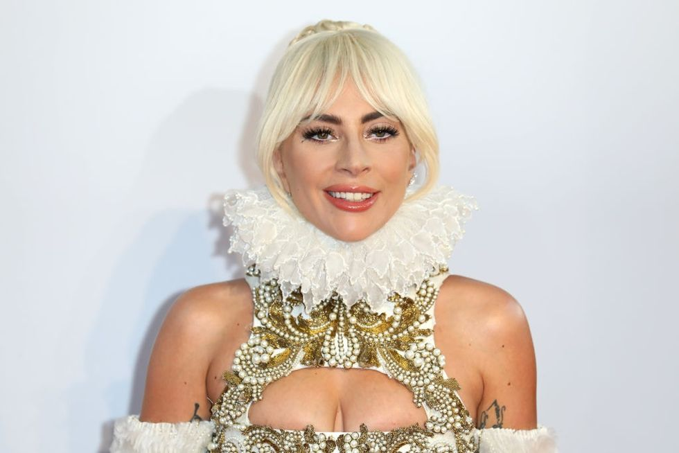 Lady Gaga perfectly calls out the 'ignorance' driving Trump's new attack on gender laws.