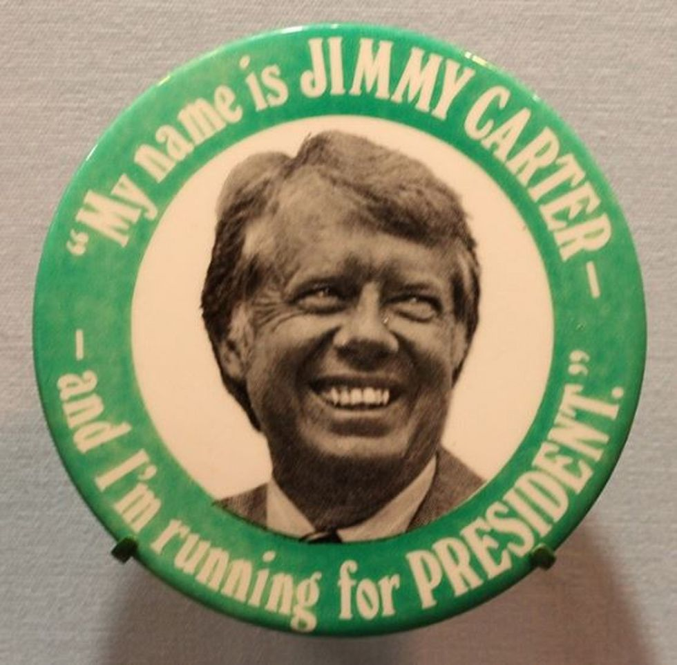 Four more years! The case for Jimmy Carter in 2020.