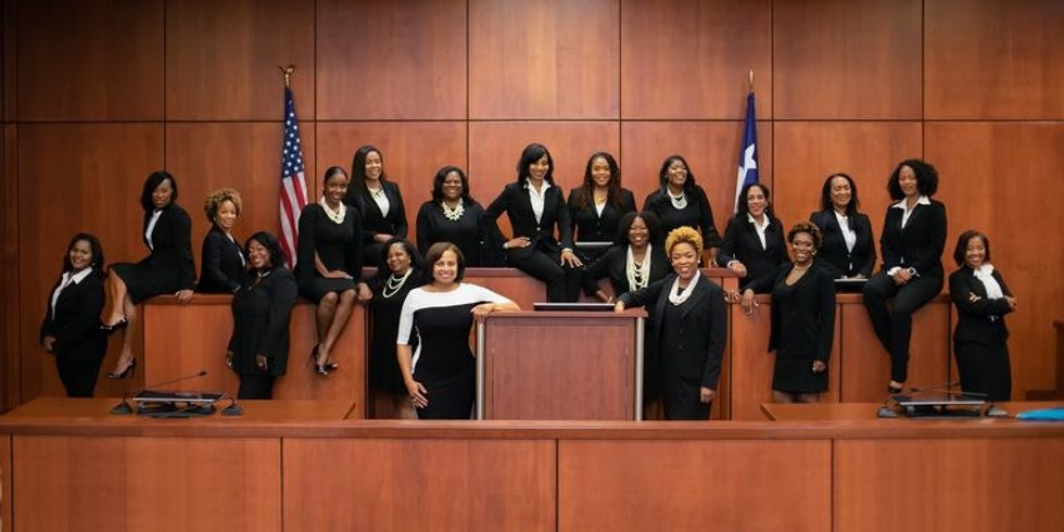 19 black women ran for Texas county judge posts. Every single candidate won.