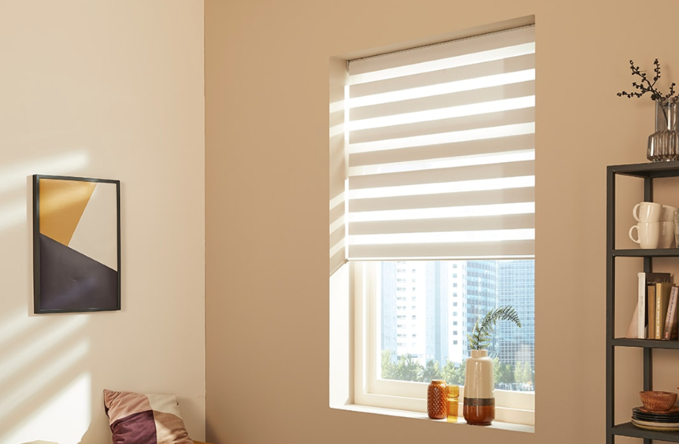 Product Image Of Smart Window Blind By Somfy