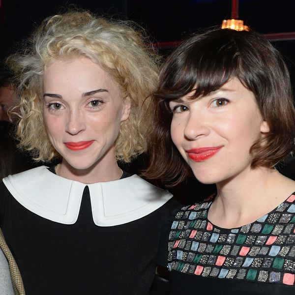 St. Vincent and Carrie Brownstein Are Making a Movie
