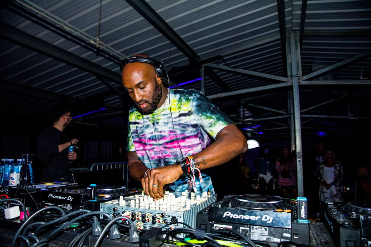The Cool Kids Came Out for Virgil Abloh's Coachella After Party