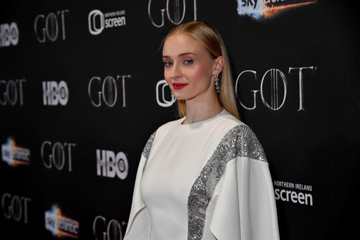 Sophie Turner Battled Depression While Filming 'Game of Thrones'
