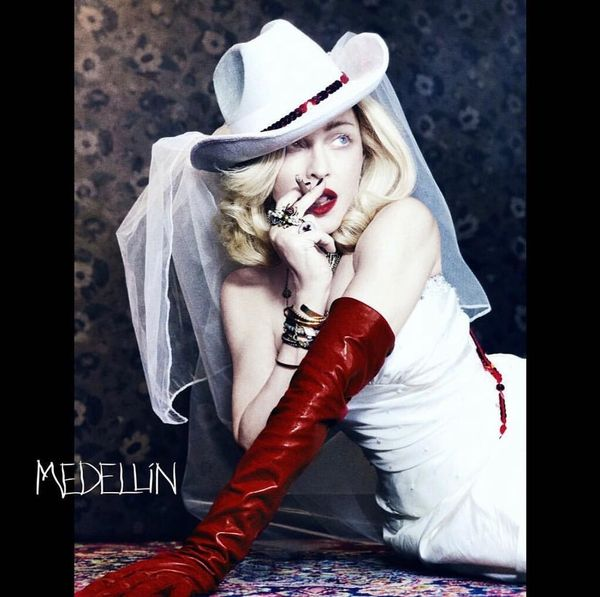 Madonna Gives the First Taste of 'Madame X'