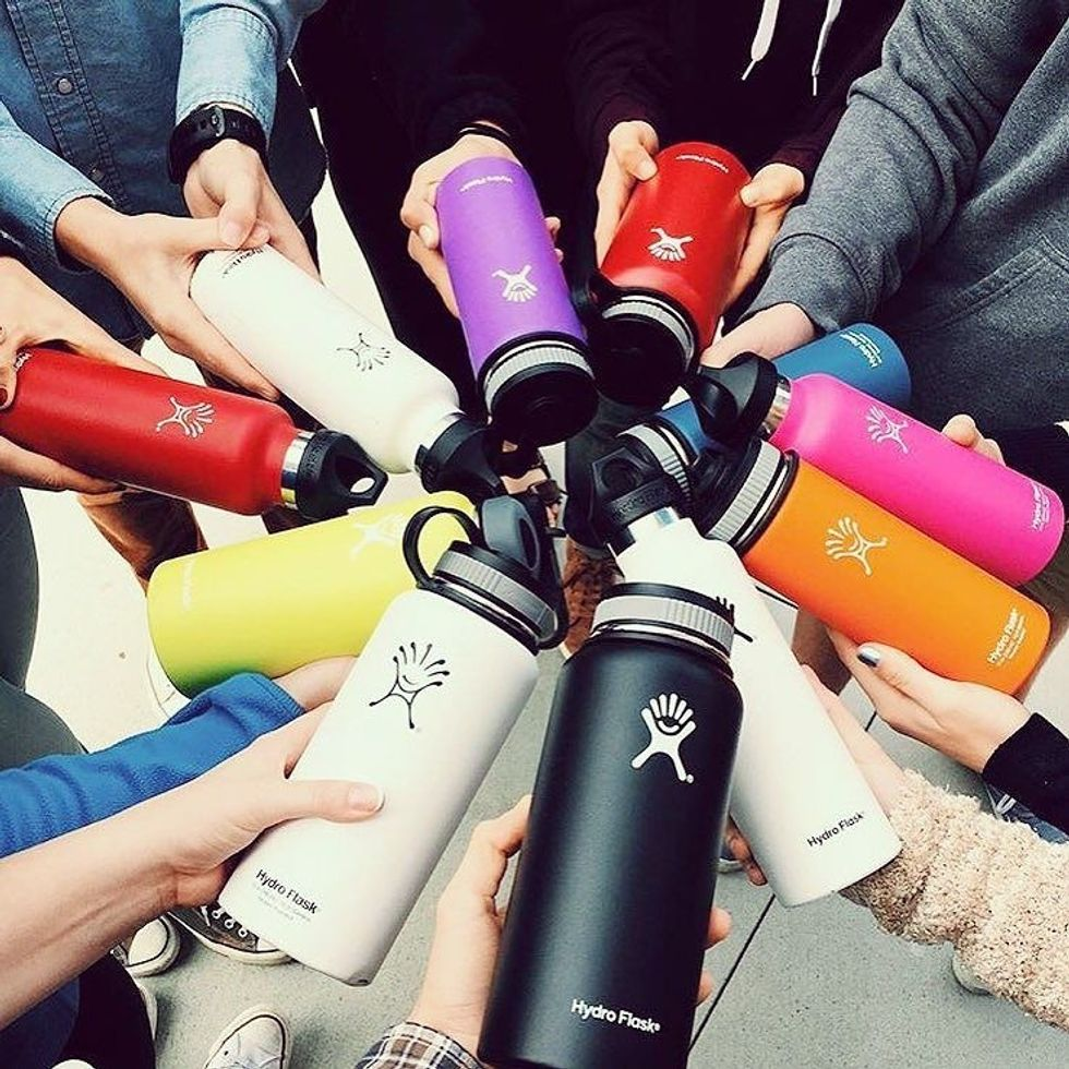4 Reasons Hydroflask Is The Superior Water Bottle, This Is Not Up For Debate