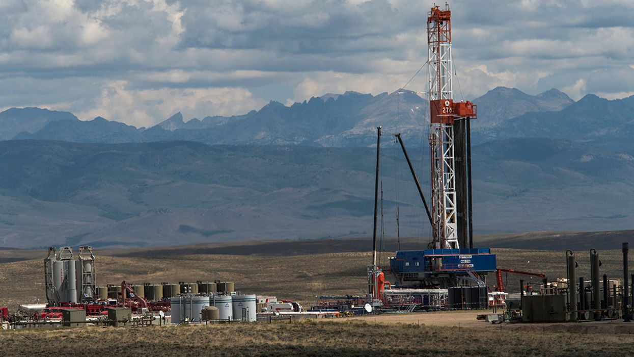 Judge Blocks Oil and Gas Drilling on 300,000 Acres in Wyoming Until Government Considers Climate Impacts