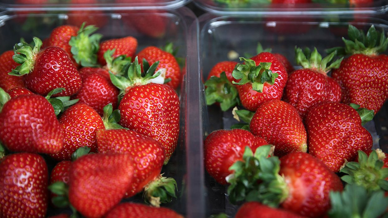 Strawberries, Spinach Top 'Dirty Dozen' List of Pesticide-Contaminated Produce