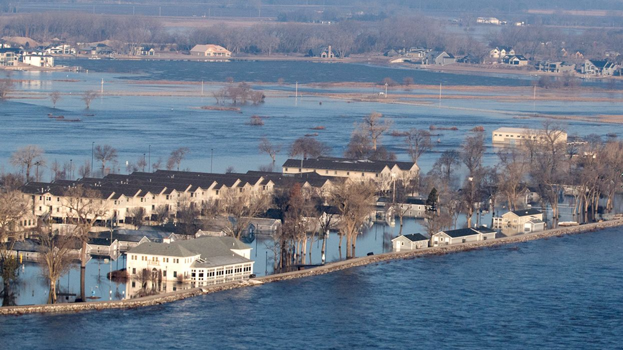 Historic Midwest Flooding Has Devastating Consequences for Farmers