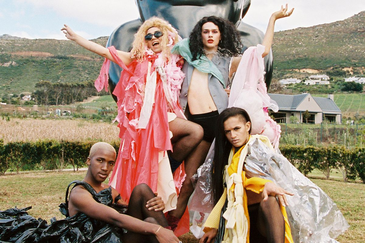 A Look Inside Cape Town's Vogueing Scene