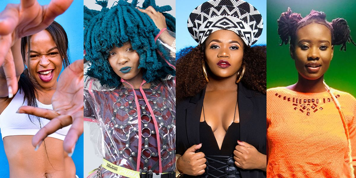 Meet the South African Queens of Gqom Music