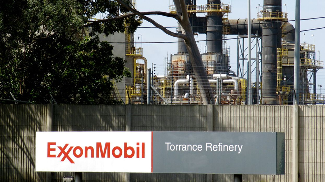 ExxonMobil Could Be Banned From EU Parliament After Failing to Show at Climate Hearing