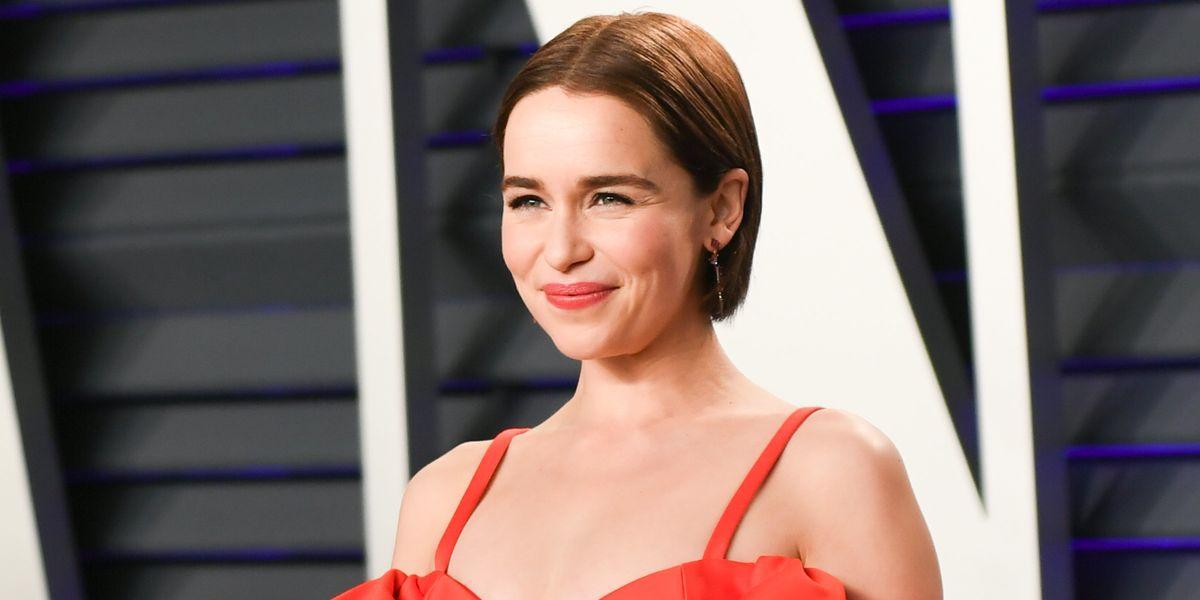 Emilia Clarke Pens Essay About Suffering Two Brain Aneurysms