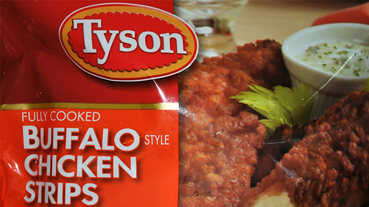 Tyson Foods Recalls Nearly 70,000 Pounds of Chicken Strips After Customers Find 'Fragments of Metal'