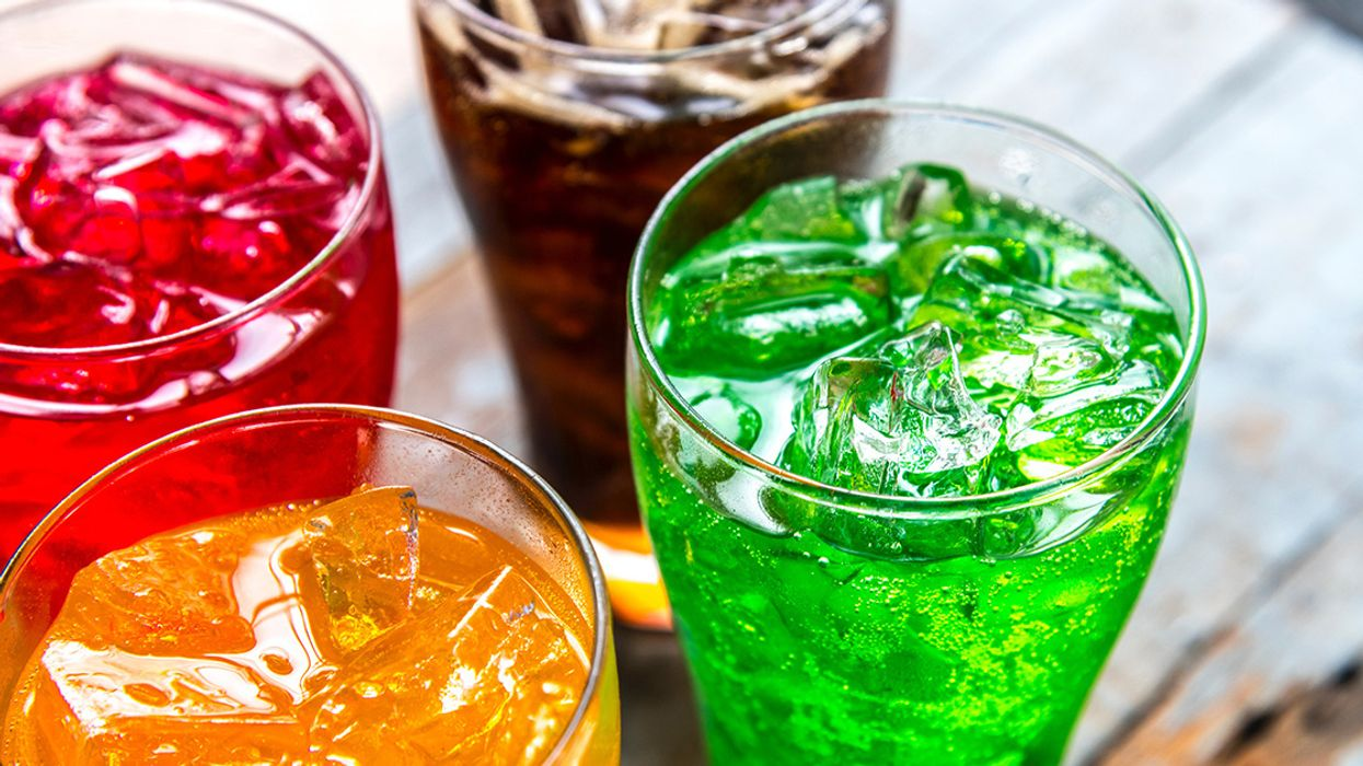 Sugary Drinks May Boost Risk of Premature Death