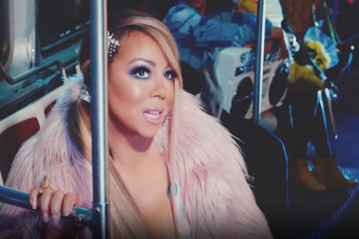 Mariah Carey's 'A No No' Just Got Even Better