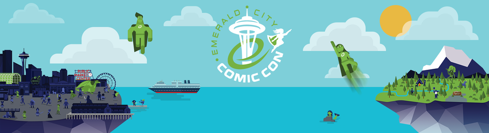 Tips And Tricks To Know Before Attending Emerald City Comic Con