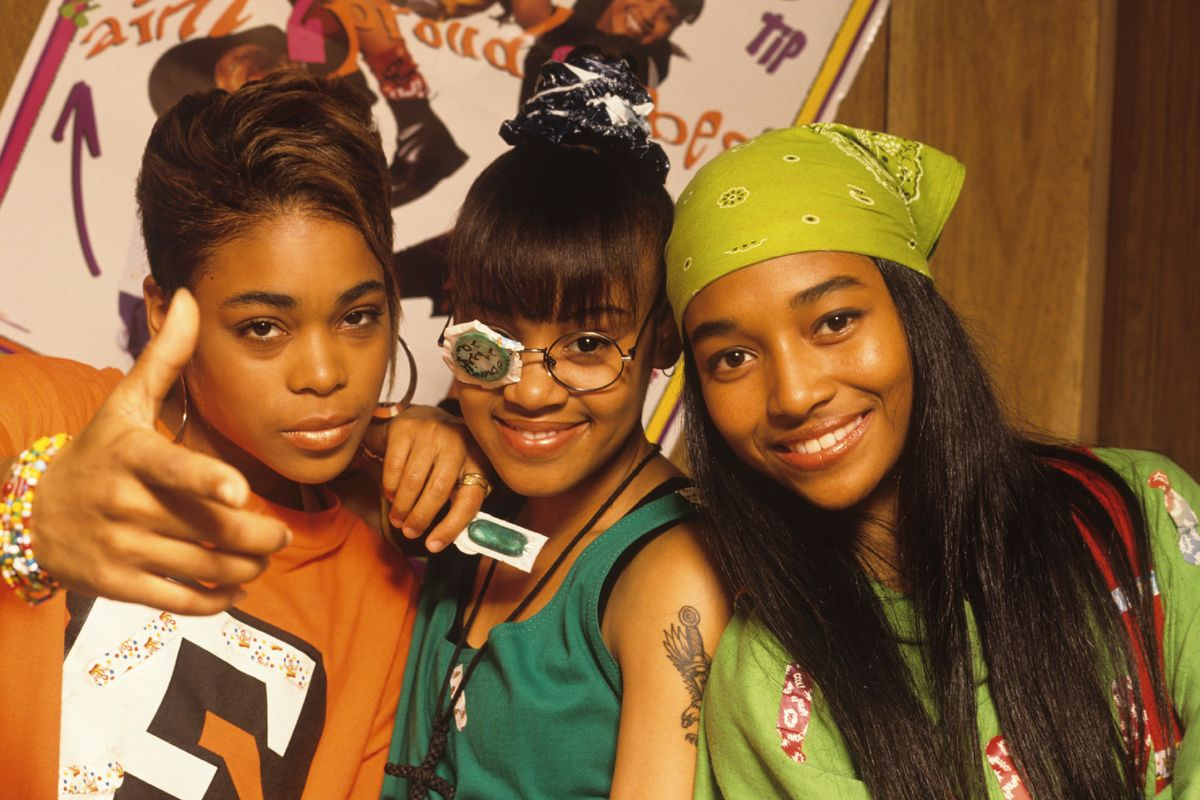 You Didn't Know You Needed a TLC Musical (But You Do)