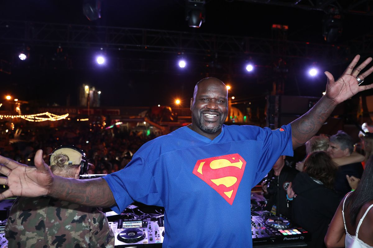 You Can Literally DJ With Shaq for $200K