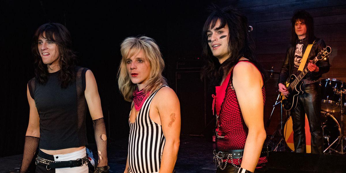 Pete Davidson, Machine Gun Kelly Star in New Mötley Crüe Biopic