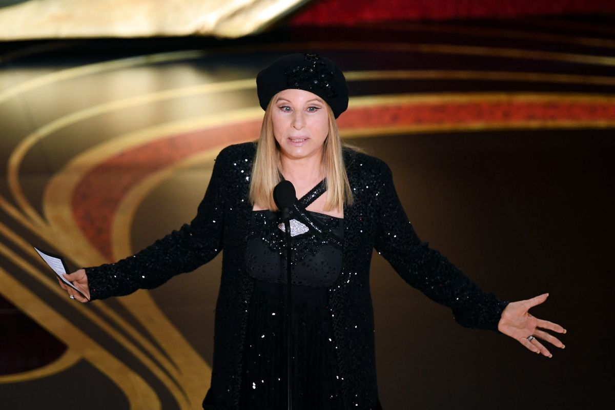 Why People Want to #CancelBarbraStreisand