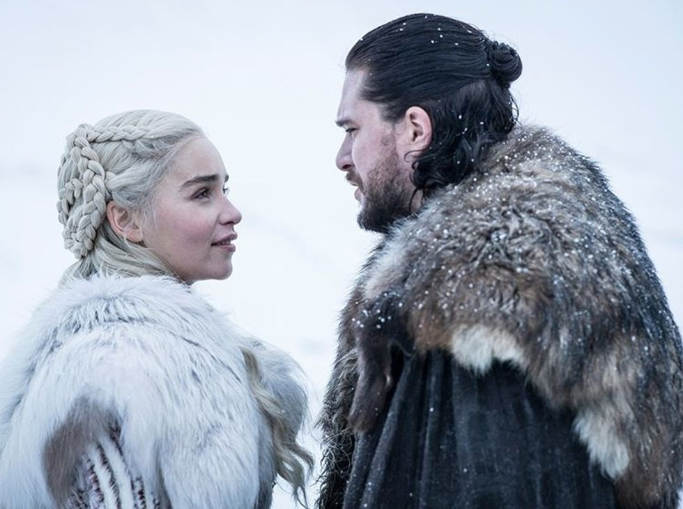 'Game Of Thrones' Stole My Spring Break And Now I'm Scared For Season 8