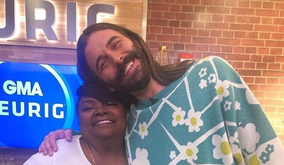 Jonathan Van Ness Must Be Protected At All Cost