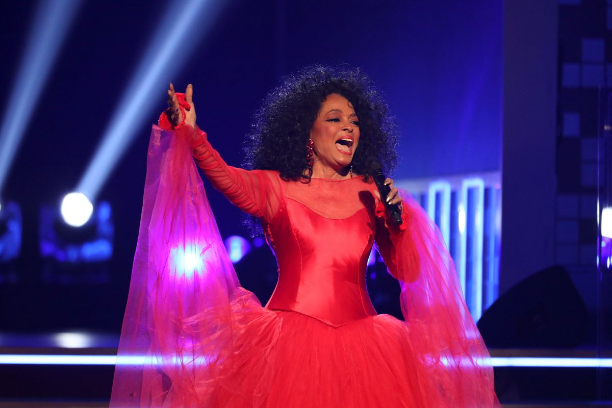 Diana Ross Wants Everyone to 'Stop in the Name of Love'