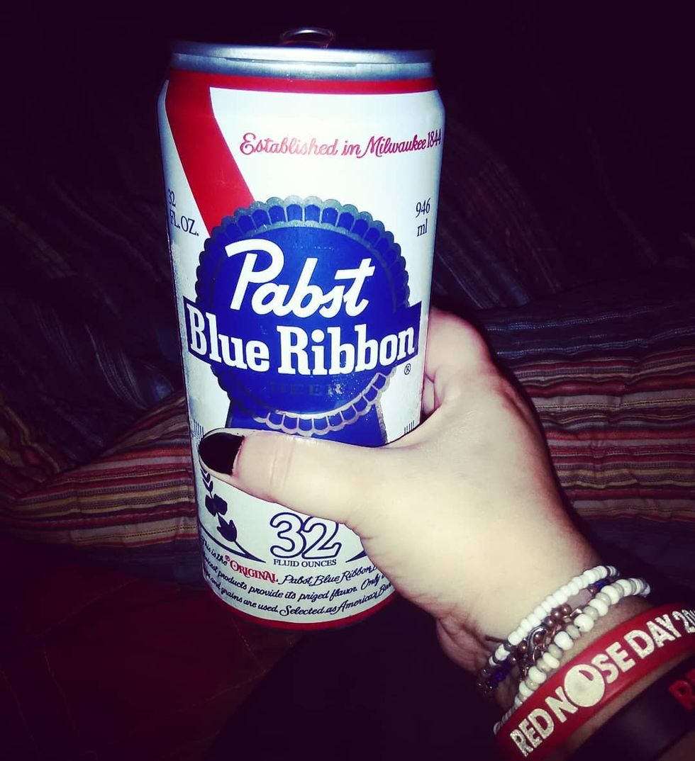 Pabst Blue Ribbon Is The Best Beer Of Our Generation
