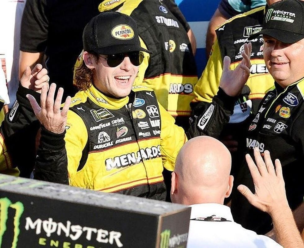 If You Are In The Market For A New Favorite Athlete, Look No Further Than Young Ryan Blaney
