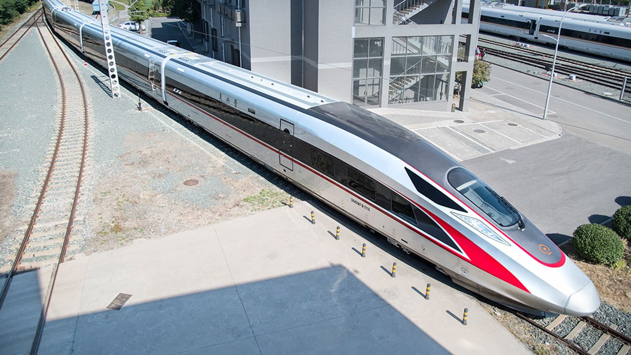 Will High-Speed Rail Ever Get on Track in the U.S.?