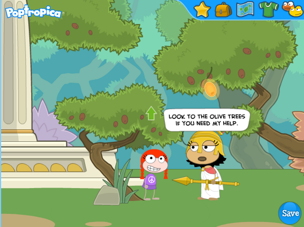 Playing Poptropica Has Helped Me Conquer 'College Island'