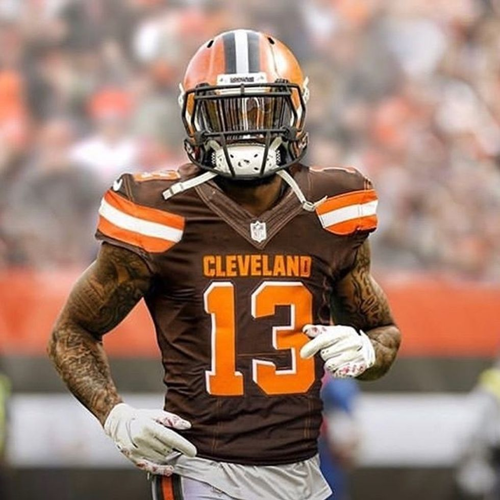 With The Power Of Odell Beckham Jr., It's Now Or Never For The Cleveland Browns