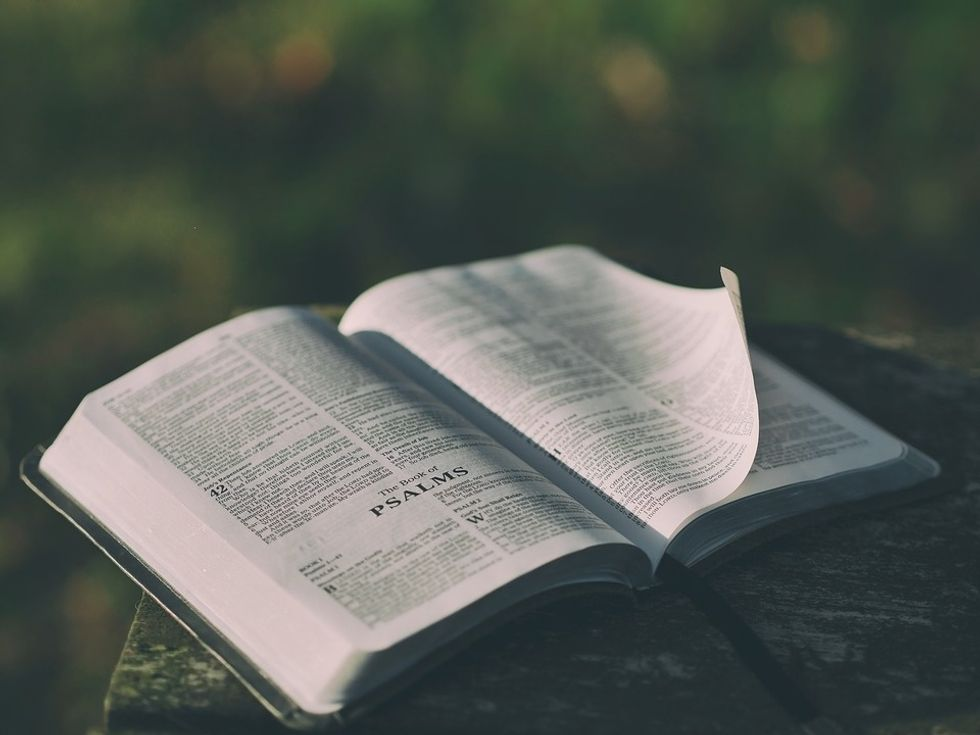 5 Bible Verses For When You're Trying To Get Through The Tough Times