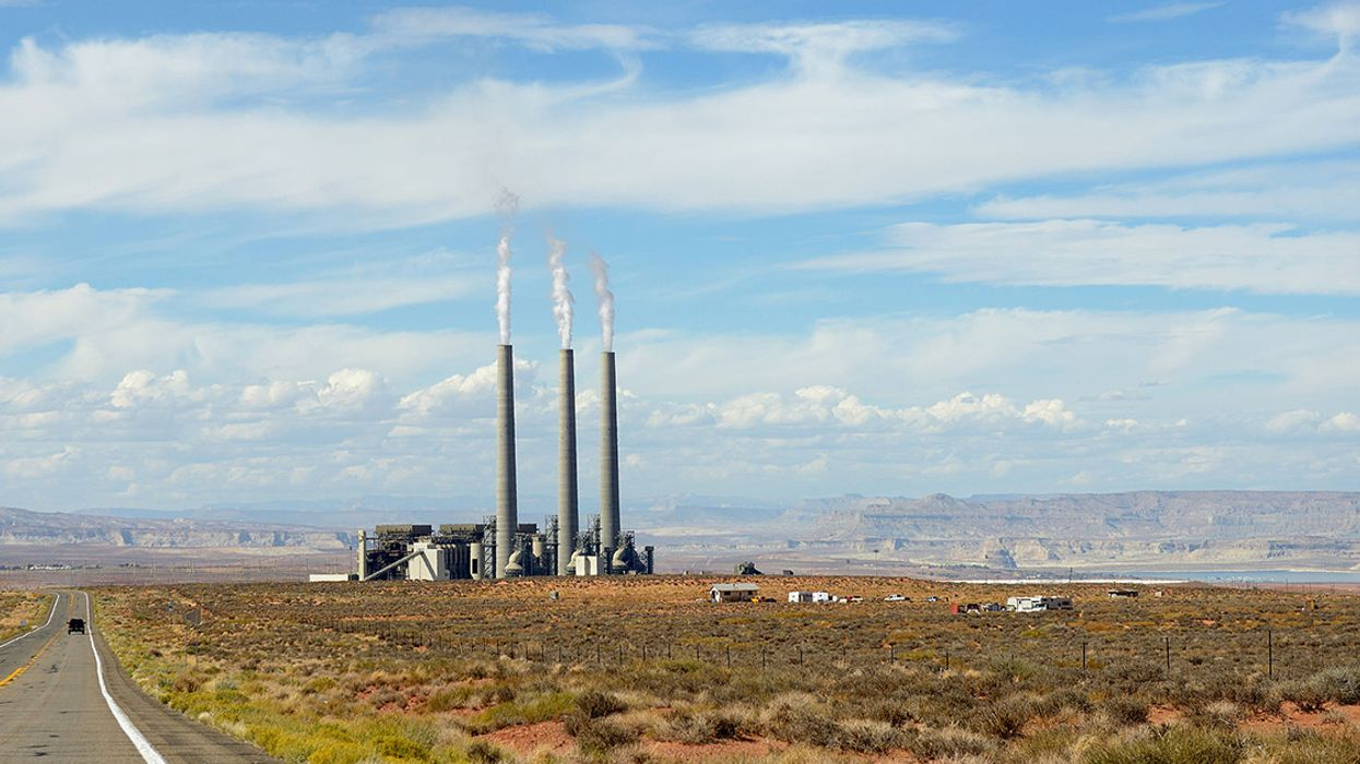 Navajo Nation Won't Buy Coal-Fired Plant