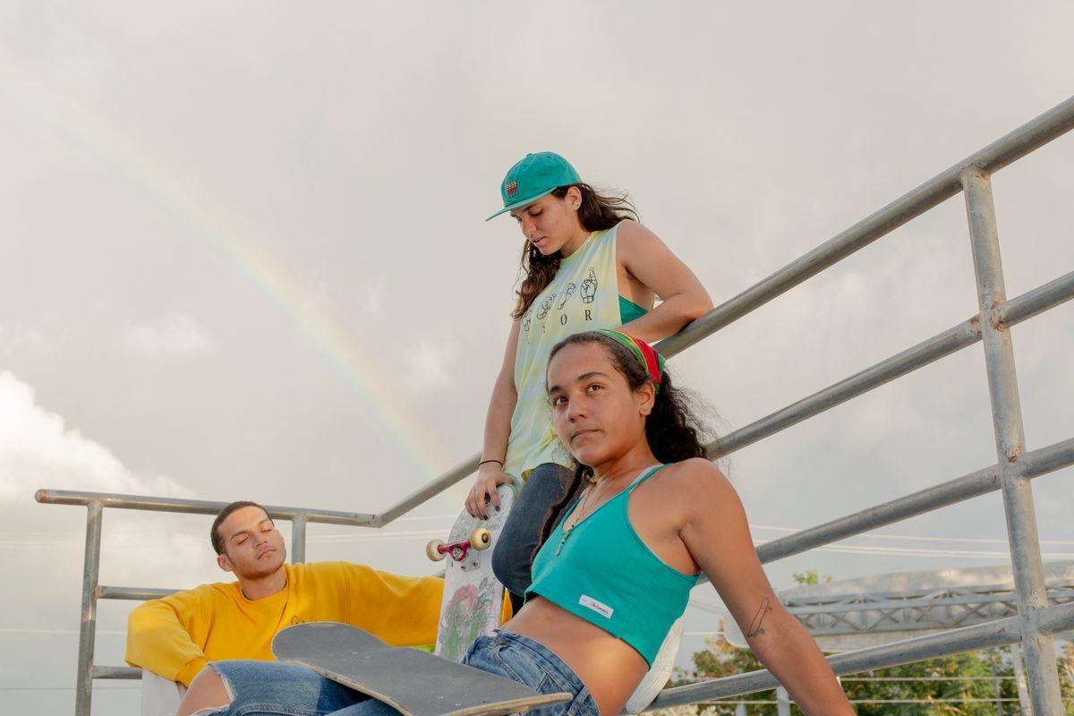 Puerto Rico's Skate Mamis Empowers Girls to Skateboard