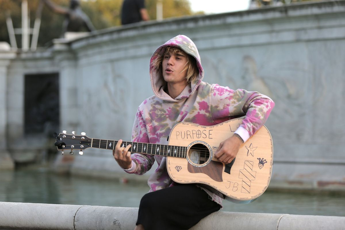 Justin Bieber Explains Why There's No New Album Yet