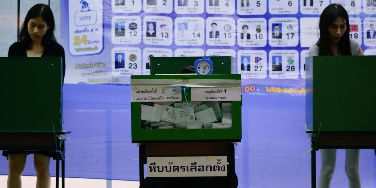 Thailand Elects First Transgender MP