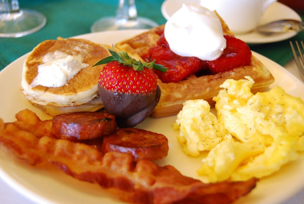 5 Reasons Eating Breakfast Everyday IS Important