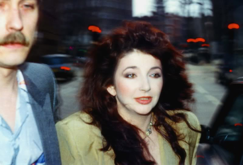 If You Haven't Listened To Kate Bush Yet, You're Sincerely Missing Out