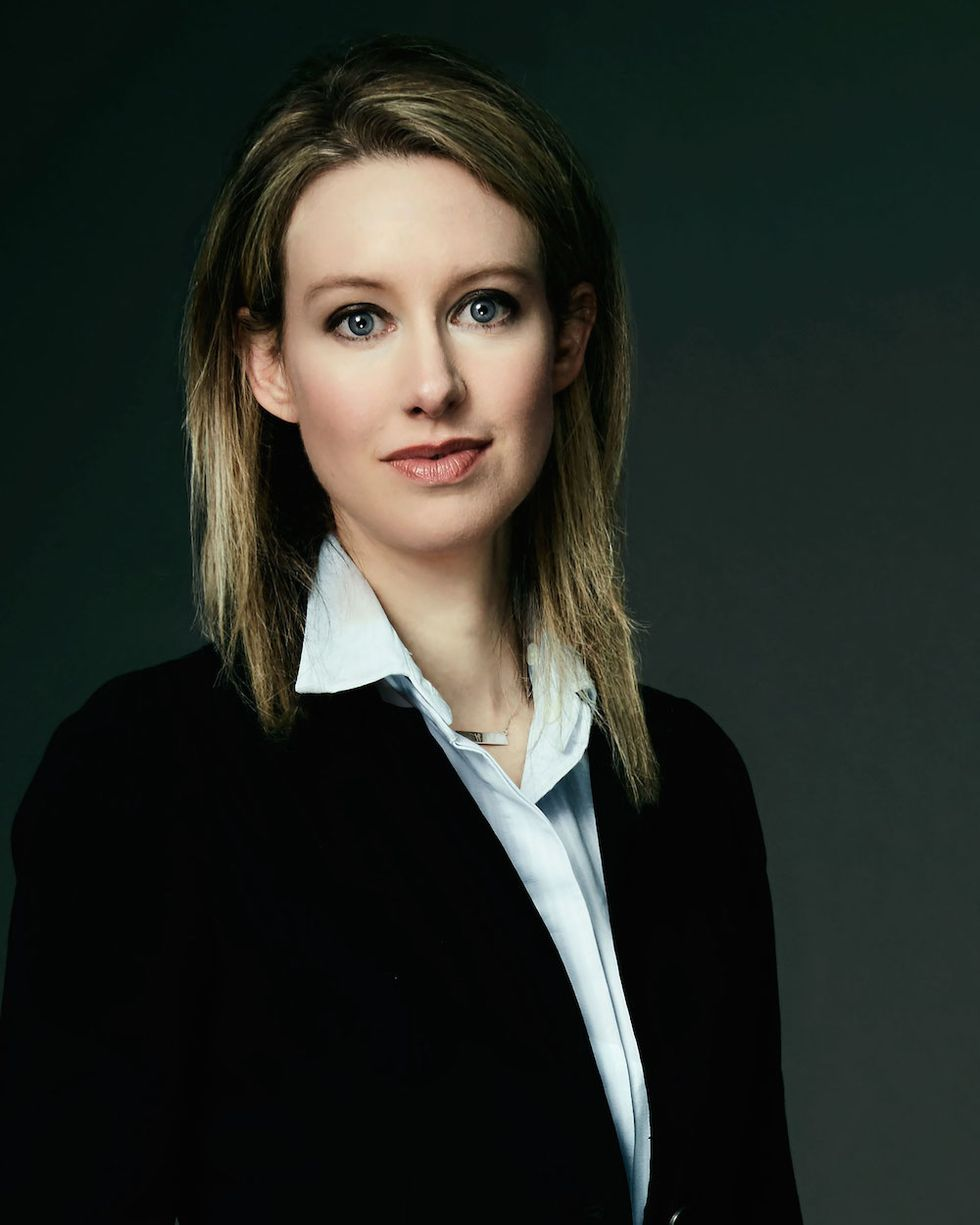 4 Essentials You Need In The Elizabeth Holmes Starter Pack